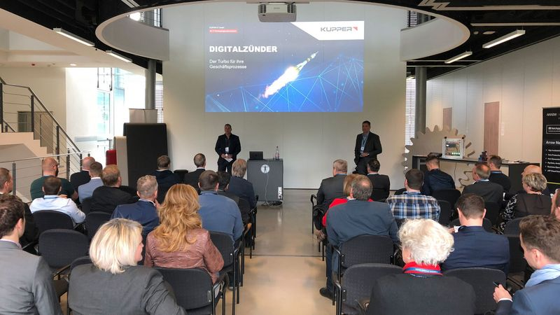 Innovations-Event der KUPPER IT
